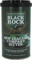 Black Rock NZ Bitter 1.7 Kg Beer Kit